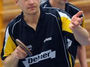 Tischtennis I: Doppel als Sieggarant