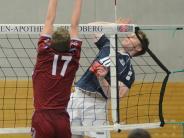Volleyball: Friedberg ist zu Hause eine Macht