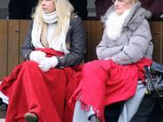 Fußball-Nachlese: Frauen am Spielfeldrand...