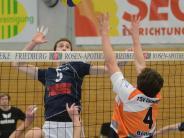 Volleyball 3. Liga3. Liga: Kein Fleck auf der weißen Weste