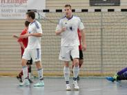 Futsal: Jetzt geht es um die Finalteilnahme