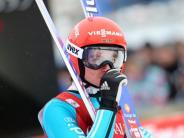 Skispringen: Vierschanzentournee: Deutsche springen in Garmisch hinterher
