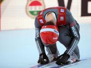 Neujahrsspringen: Schuster streicht Team-Olympiasieger Wank aus dem DSV-Kader