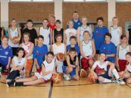Basketball: Kräftemessen im eigenen Verein
