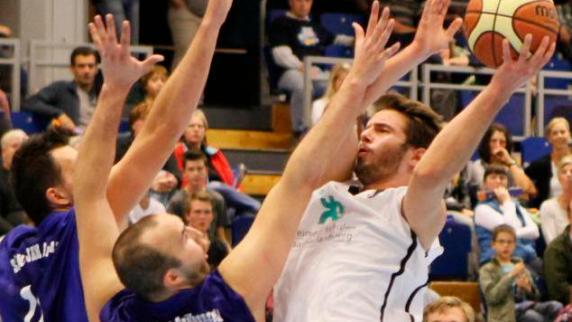 Basketball: Gröbenzell hatte den längeren Atem - Augsburger Allgemeine