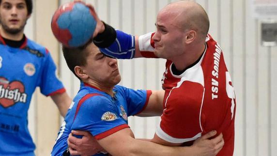 Handball: Den Gegner im Griff - Augsburger Allgemeine