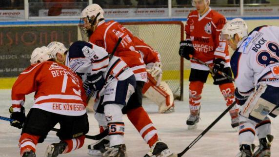 Eishockey, Landesliga: Pfronten war einfach besser - Augsburger Allgemeine