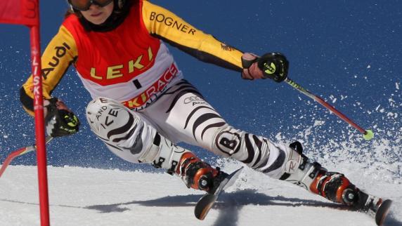 Ski alpin: Ein Ass zwischen den Stangen - Augsburger Allgemeine