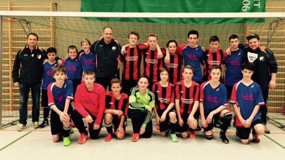 Jugendfußball: Hallensaison überaus erfolgreich - Augsburger Allgemeine