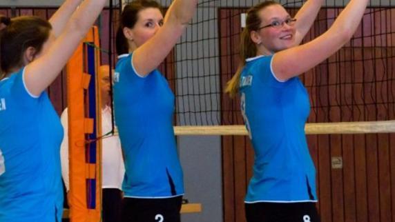 Volleyball-Regionalliga: Locker ins Heimspiel - Augsburger Allgemeine