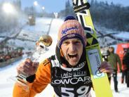 Nordische Ski-WM: Severin Freund ist die nächste Gold-Hoffnung