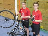 Radball: Mit vier Teams auf Titeljagd