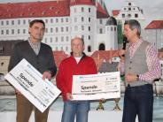 Neuburger Rundschau Laufcup: Verdienter Lohn für tolle Leistungen