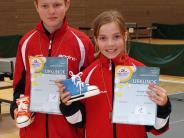 Tischtennis: Geschwister siegen beim Kreisentscheid