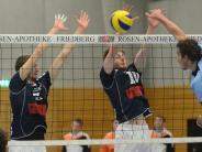 Volleyball: Gelingt ein Sieg zum Abschied?