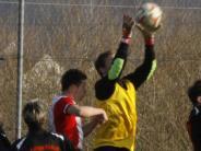 Fußball-Testspiele: TSV Binswangen überzeugt auf dem Judenberg