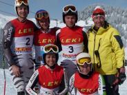 Skilauf: Ramona Böttinger in beiden Läufen eine Klasse für sich