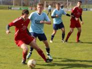 Fußball-Kreisliga: Sechs Punkte im Deininger Osternest