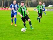 Fußball-A-Klasse: Obergriesbach behält im Derby die Oberhand