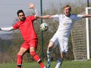 Fußball-Kreisklasse: Türkiyemspor siegt in Nachspielzeit