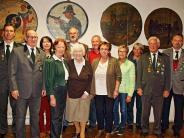 Generalversammlung: Hohe Ehre für Lore Hülsenbeck