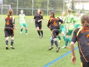 Damen-Fußball: Beste Chancen nicht verwertet