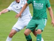 Fußball-Kreisliga: Sechs-Punkte-Spiele im Abstiegskampf