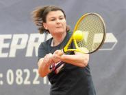 Tennis: Frühlingsgefühle in Günzburg