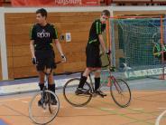 Radball: Als Meister in die Aufstiegsrunde
