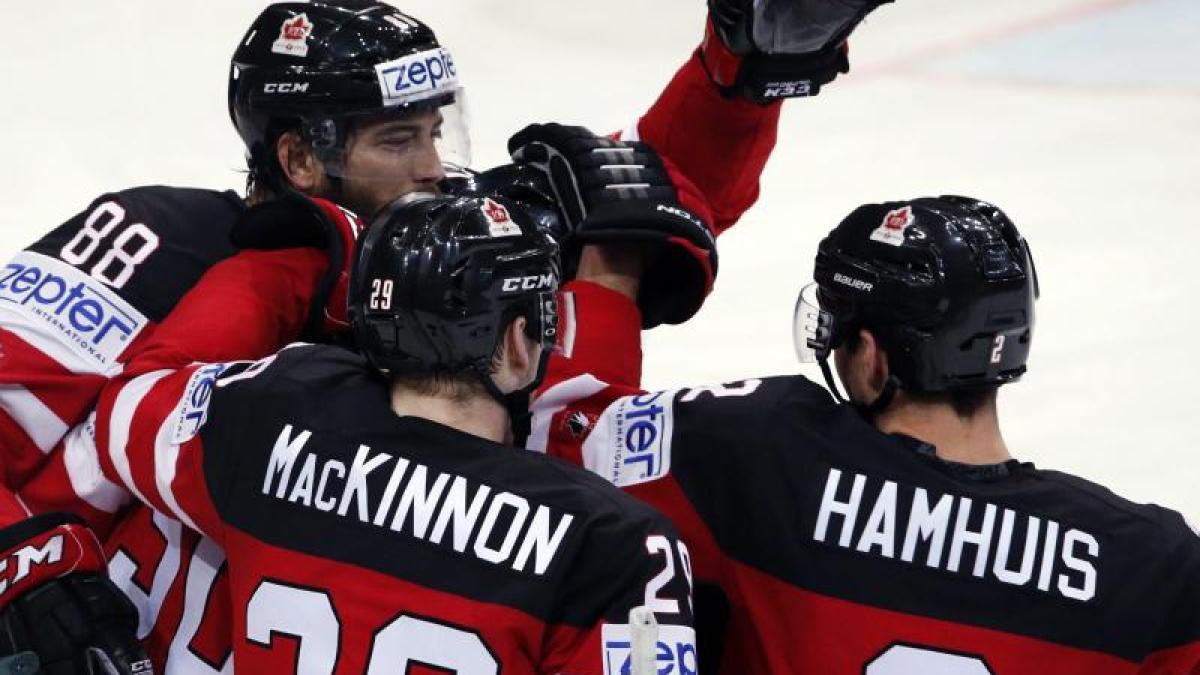 eishockey kanada liga