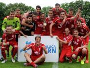 Bayernliga: Rain macht sein Meisterstück