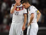 Länderspiel Deutschland - USA: Probelauf misslingt