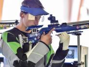 Schützen starteten bei der...: Medaillen im Visier
