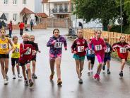 Geher erobern Breitenbrunn: Kinder gehen voran