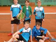 Tennis: Nach drittem Sieg in Serie auf Platz drei