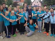 Schwimmen: Abschied mit Bronze versüßt