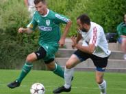 Fußball-Bezirksliga Nord: Nördlingen II glücklich, Wemding ohne Fortune