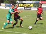 Fußball-Bezirksliga: Einträchtige Punktgewinne