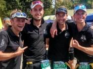 Triathlon: Ziel erreicht