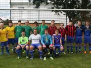 Jugendfußball: Eine bunte Truppe