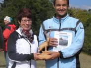 Leichtathletik: Florian Gnad verteidigt den Bock