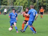 Fußball-Kreisliga: Aufsteiger holt Punkt gegen Aufstiegsfavorit