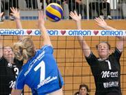 Volleyball: Ein hartes Los fast noch gemeistert