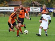 Fußball-Kreisliga Nord: Spitzenreiter strauchelt, aber rettet Punkt