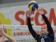 Volleyball: Premiere und Abschied