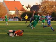 Fußball-Kreisklasse Nord 1: Alerheim besiegt Pfäfflingen/Dürrenzimmern im Spitzenspiel