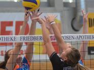 Volleyball: Der Aufsteiger rückt an die Spitze