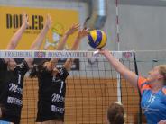 """Volleyball: Mit himmlischem Beistand gegen die """"Angels""""?"""