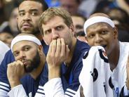 Basketball: Dirk Nowitzki: Dallas Mavericks kassieren achte Niederlage