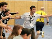 Handball Bayernliga: Gruselige erste Halbzeit